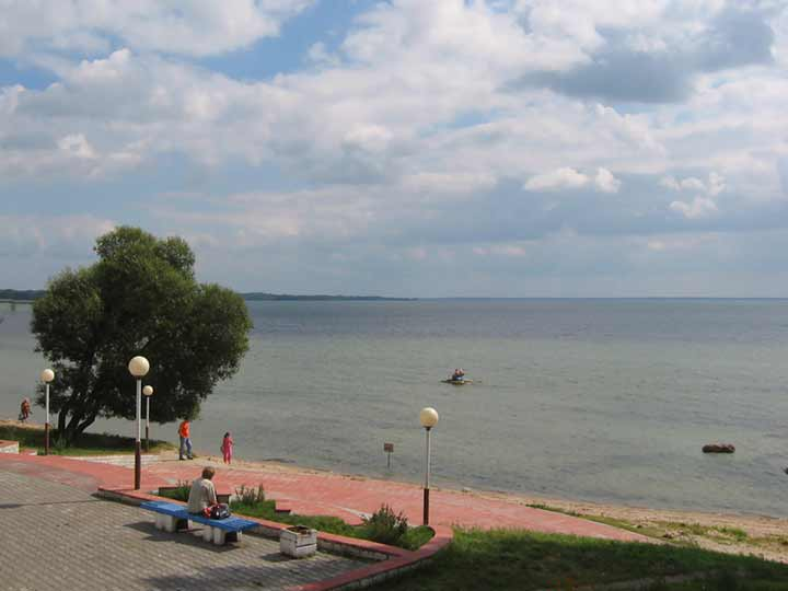 Озеро Нарочь Реферат